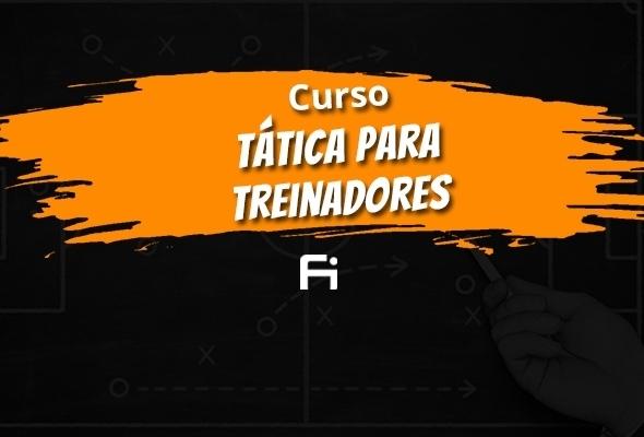 Futebol Interativo lança curso inédito de Tática para Treinadores