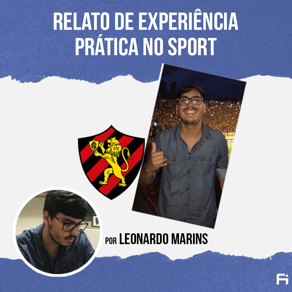 Relato do Aluno FI - Leonardo Marins no Marketing do Sport