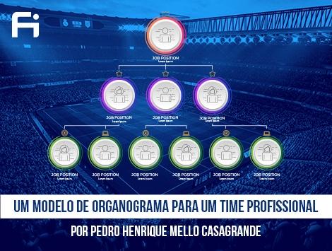 Psicologia do Esporte - Um Modelo de Organograma para um Time Profissional