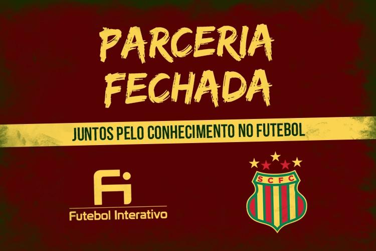 Futebol Interativo fecha parceria com o Sampaio Corrêa FC