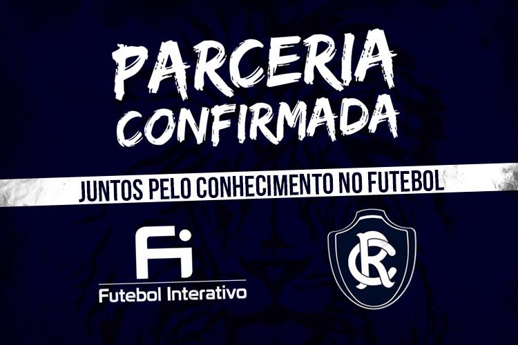 Futebol Interativo fecha parceria com o Clube do Remo