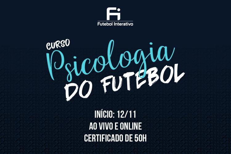 Futebol Interativo lança nova turma do curso de Psicologia do Futebol